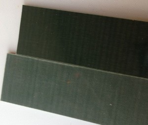 G 10 military green 306x145x6 mm, sztuka